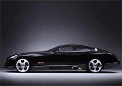 Maybach Exelero Side