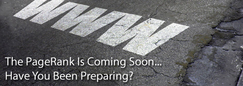 The PageRank Is Coming Soon... Have You Been Preparing?
