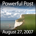 Powerful Post Award - August 27, 2007