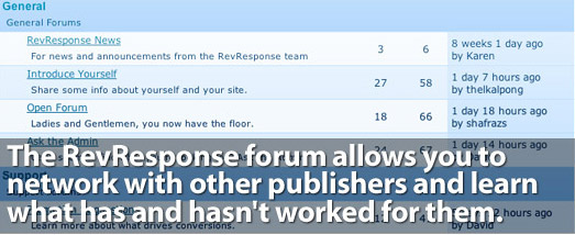Earn More By Leveraging the RevResponse Community