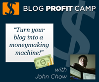 Blog Profit Camp