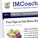 IMCoach.com – the Internet Marketing Training Community